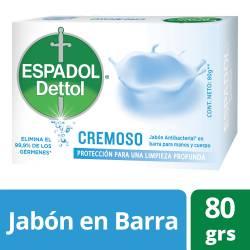 Jabón Tocador Cremoso Espadol x 80 g.