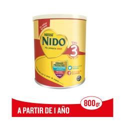 Leche en Polvo Etapa 3 Adv Prot Lata Nido 3 x 800 g.