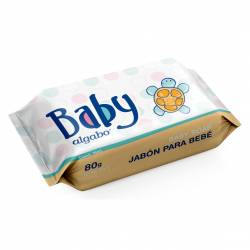 Jabón para Bebe Algabo x 80 g.