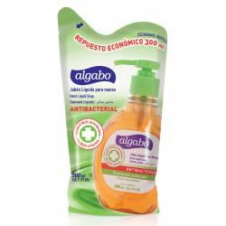 Jab Líquido Manos Antibacterial Dp Algabo x 300 cc.