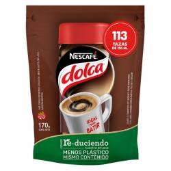 Café Instantáneo Torrado Dp Dolca x 170 g.