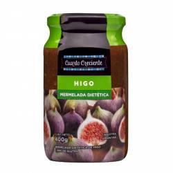 Mermelada Dietética Higo Cuarto Crec x 400 g.