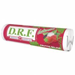 Pastillas sabor Frutos Rojos Drf x 23 g.