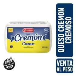 Queso Cremoso Cremón Sin Lactosa La Serenísima x 1 Kg.