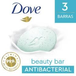 Jabón Tocador Cuida y Protege Dove x 3 un. 270 g.