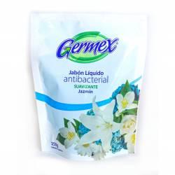 Jabón Liquido Antibacterial Jazmín Dp Germex x 250 cc.