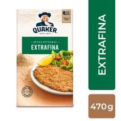 Avena Integral Extrafina Quaker x 470 g.