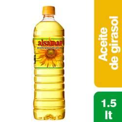 Aceite de Girasol Alsamar x 1,5 Lt.