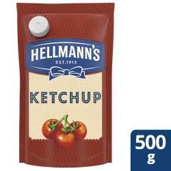 Kétchup Doy Pack Hellmanns x 500 g.