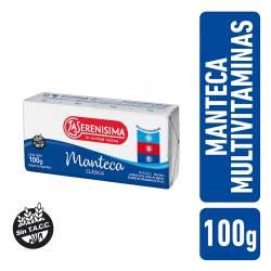 Manteca Multivitaminas La Serenísima x 100 g.