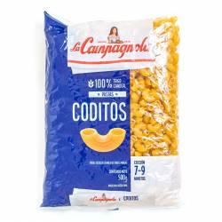 Fideos Coditos La Campagnola x 500 g.