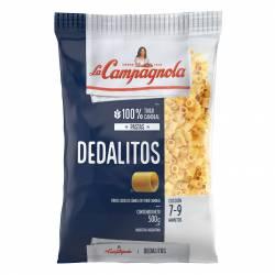 Fideos Dedalitos La Campagnola x 500 g.