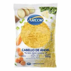 Fideos Cabello de Ángel Arcor x 500 g.