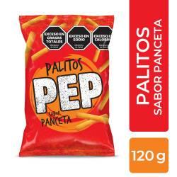 Palitos Salados Pep x 120 g.