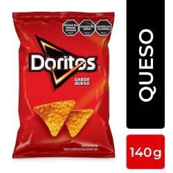 Nachos sabor Queso Doritos x 140 g.
