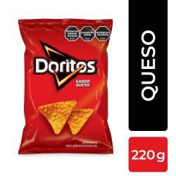Nachos sabor Queso Doritos x 220 g.