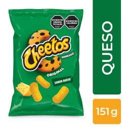 Palitos de Maíz con Queso Cheetos x 151 g.