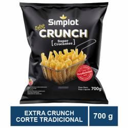 Papas Extra Crunch Tradicional Simplot x 700 g.