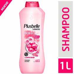 Shampoo Brillo Plusbelle x 1 Lt.