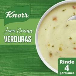 Sopa Crema de Verduras Knorr x 60 g.
