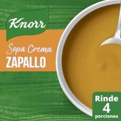 Sopa Crema de Zapallo Knorr x 70 g.