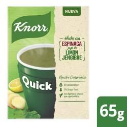 Sopa Quick Knorr Espinaca sobres x 5 un.