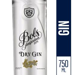 Gin Dry Bols x 750 cc.
