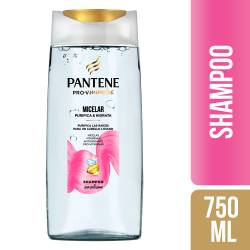 Shampoo Micelar Pantene x 750 cc.