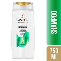 Shampoo Restauración Max Prov Pantene x 750 cc.