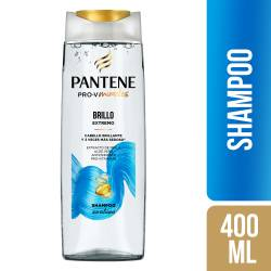 Shampoo Brillo Extremo Max Prov Pantene x 400 cc.