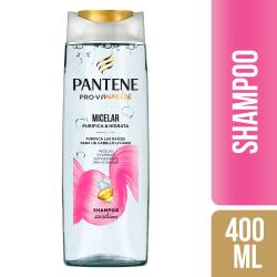 Shampoo Micelar Pantene x 400 cc.