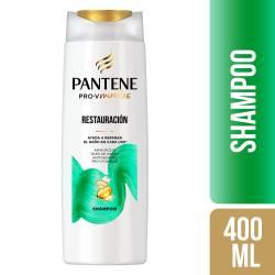 Shampoo Restauración Max Prov Pantene x 400 cc.