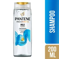 Shampoo Brillo Extremo Max Prov Pantene x 200 cc.