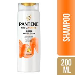 Shampoo Fuerza Reco Pantene x 200 cc.