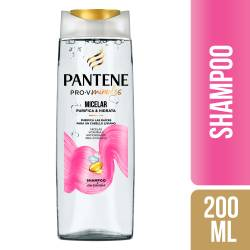 Shampoo Micelar Pantene x 200 cc.