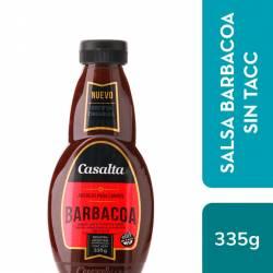 Aderezo para Carnes Barbacoa Casalta x 335 g.