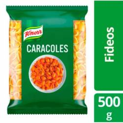 Fideos Caracoles Knorr x 500 g.