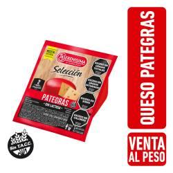 Queso Pategrás s/Lactosa Trozado La Serenísima x 1 Kg.
