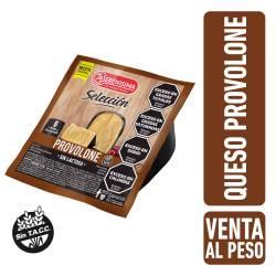Queso Provolone s/Lactosa Trozado La Serenísima x 1 Kg.
