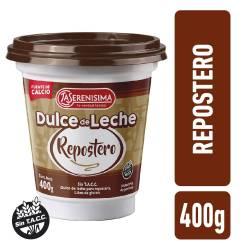 Dulce de Leche Repostero La Serenísima x 400 g.