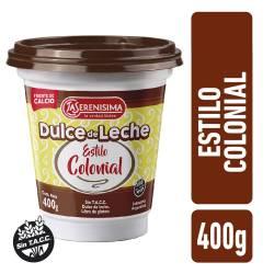 Dulce de Leche Colonial La Serenísima x 400 g.