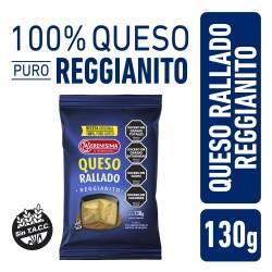 Queso Rallado Reggianito La Serenísima x 130 g.