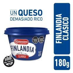 Queso Untable Clásico Finlandia x 180 g.