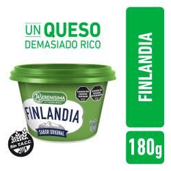 Queso Untable Light Finlandia x 180 g.