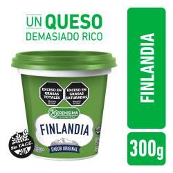 Queso Untable Light Finlandia x 290 g.