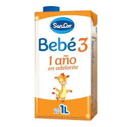 Leche LV Modificada Etapa 3 Sancor Bebe x 1 Lt.