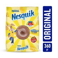 Alimento en Polvo A Base de Cacao Nesquik x 360 g.