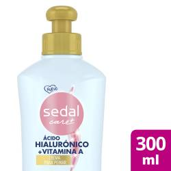 Crema p/ Peinar Hialuronico y Vit A Sedal x 300 cc.