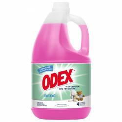 Liquido Limpiador Bebe Odex x 4 Lt.