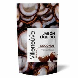 Jabón Liquido Coconut Dp Villeneuve x 200 cc.